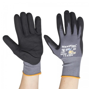 Maxiflex Ultimate Palm Coated Handling Gloves 42 874